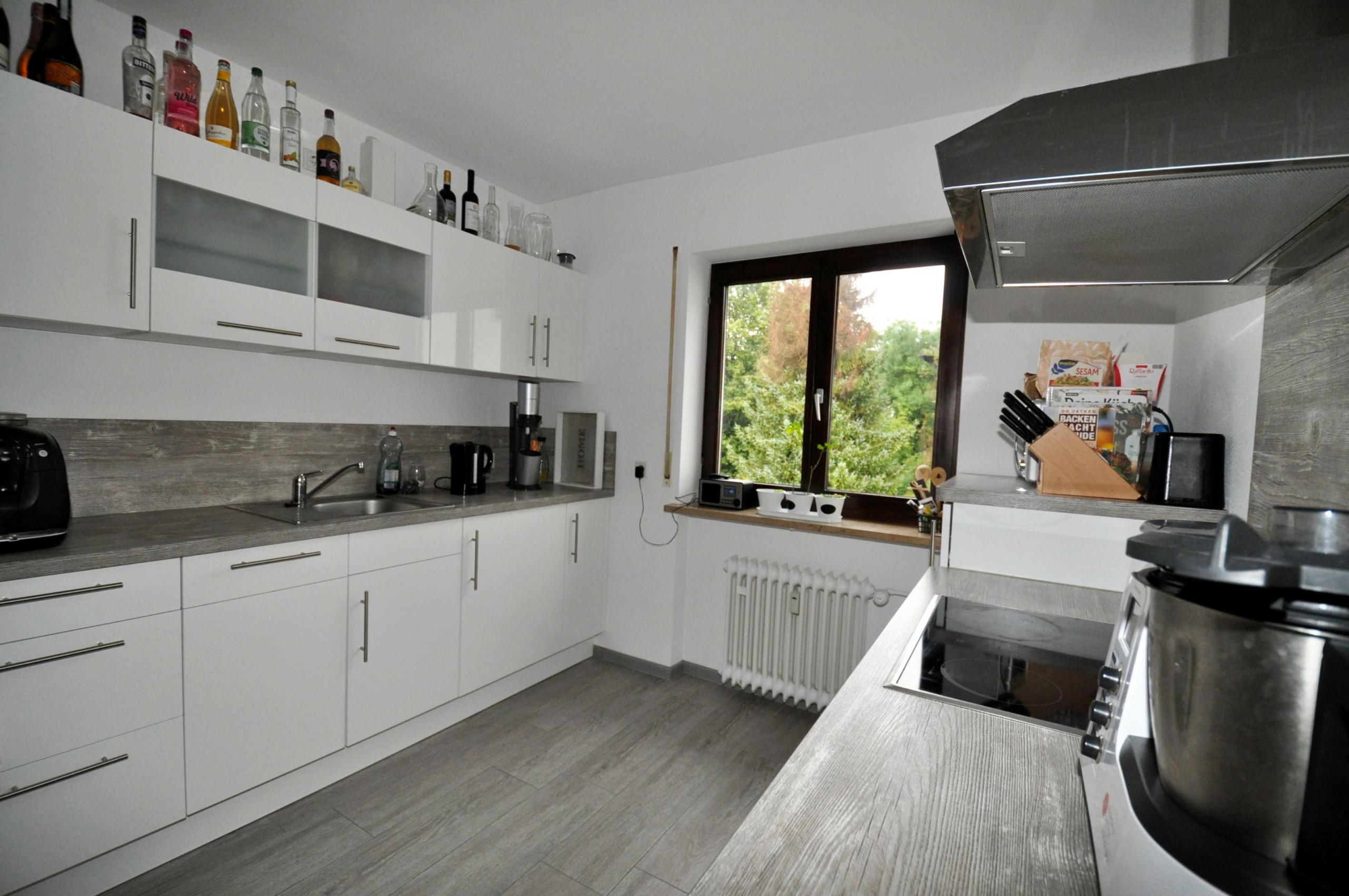 Küche incl. EBK